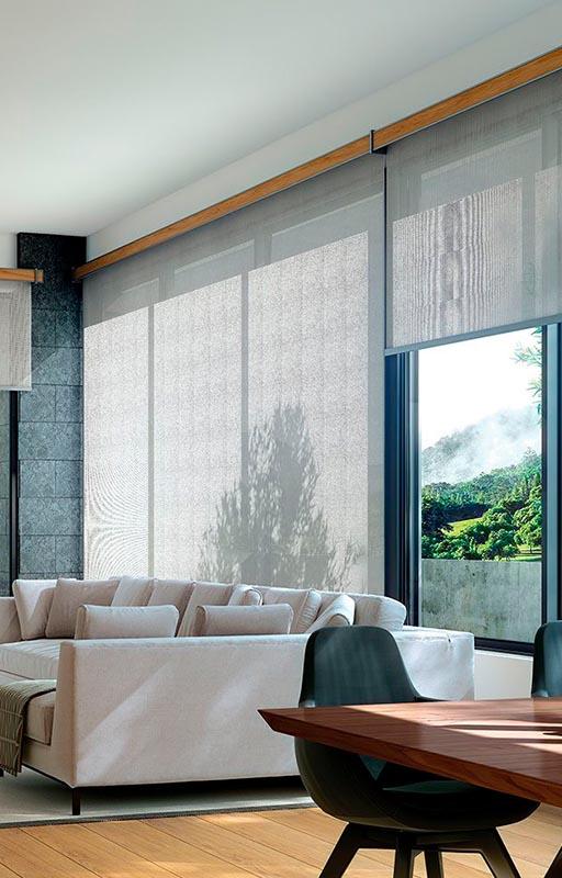 RJ Déco - Décoration d'intérieur en Belgique - Stores et volets - Bandalux - Frontal décoratif