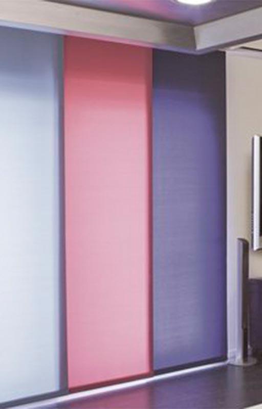 RJ Déco - Décoration d'intérieur en Belgique - Stores et volets - Bandalux - Panneaux japonais