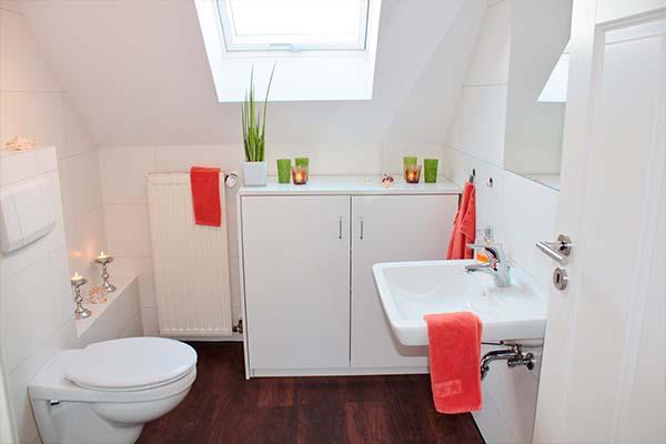 RJ Déco - Décoration d'intérieur en Belgique - Finissions - Sanitaires - Évier, lavabo, wc, douche