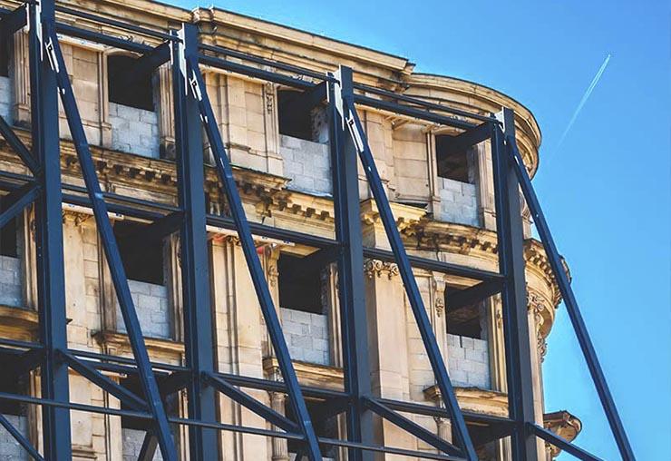 RJ Déco - Rénovation de bâtiment, maison, immeuble en Belgique